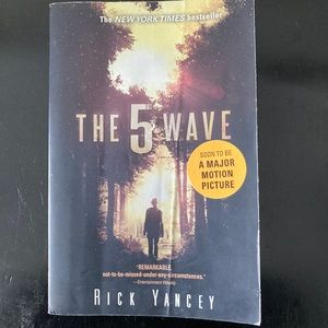 The 5th wave book series